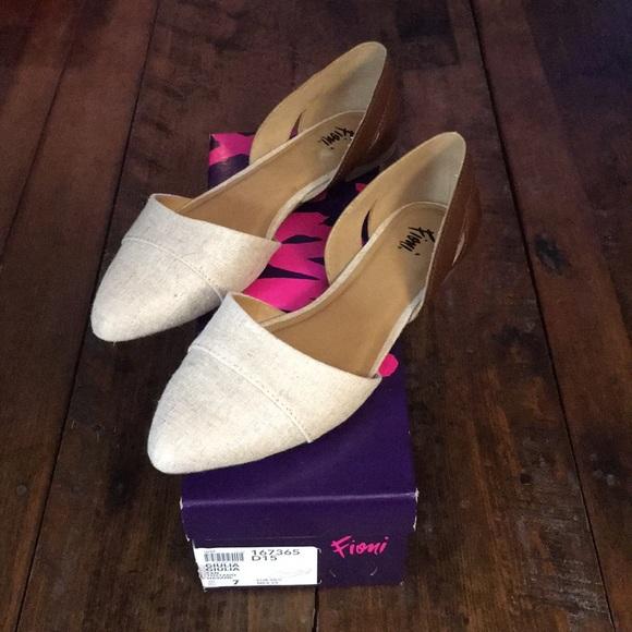 ac99f256db9 FIONI Clothing Shoes | Womens Fioni Giulia Flats | Poshmark